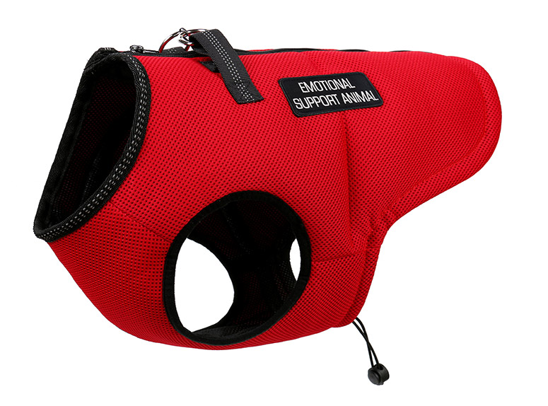 Emotional support dog mesh vest for sale
